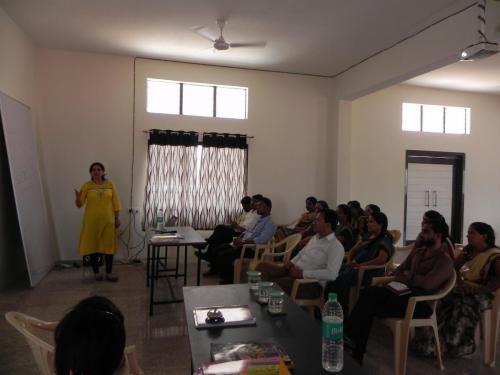 Staff Enriching Program